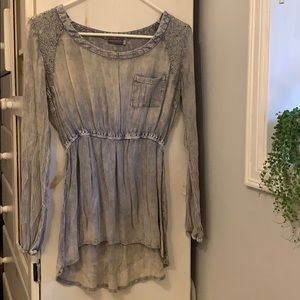 earthbound boho top
